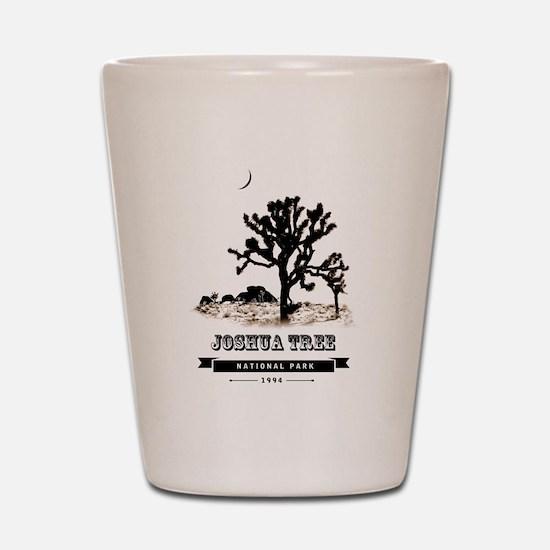 Joshua Tree Shot Glass