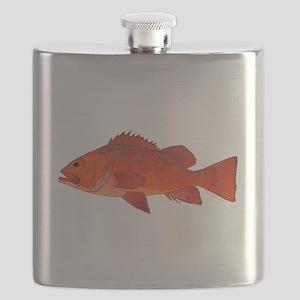 Vermilion Rockfish v2 Flask