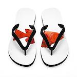 Vermilion Rockfish v2 Flip Flops