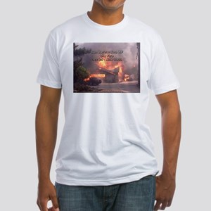 Our most popular Old Fire T-Shirt Front and Back