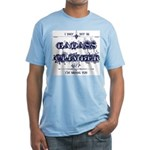 Climbing Word Scramble Fitted T-Shirt