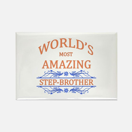 Step-Brother Magnets