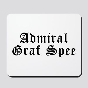 Admiral Graf Spee Mousepad