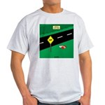 dip warning Light T-Shirt