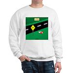 dip warning Sweatshirt