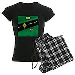dip warning Women's Dark Pajamas