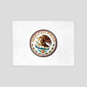 Mexican Pride 5'x7'Area Rug