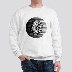 Rise Up - Be A Warrior Sweatshirt