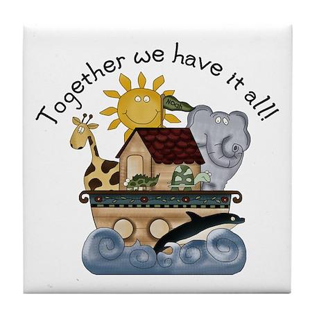 Together Tile Coaster