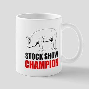 Stock Show Champion Mugs
