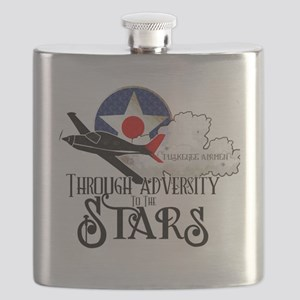 Red Tails Flask