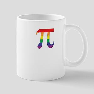 Rainbow Pi Mugs