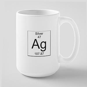 47. Silver Mugs