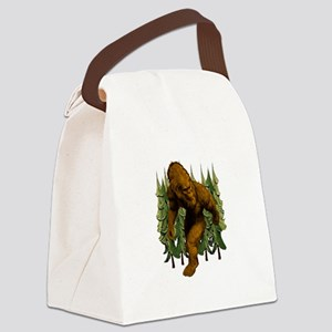 ON THE GO Canvas Lunch Bag