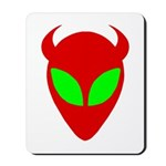 Evil Alien Mousepad