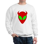 Evil Alien Sweatshirt