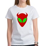 Evil Alien Women's T-Shirt