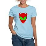 Evil Alien Women's Light T-Shirt