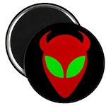 Evil Alien Magnet