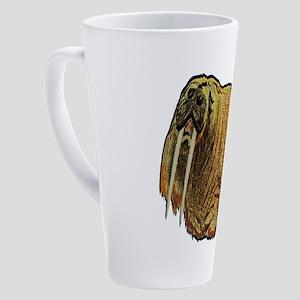 SMILE NOW 17 oz Latte Mug