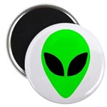 Alien Head Magnet