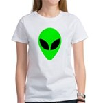 Alien Head Women's T-Shirt