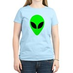 Alien Head Women's Light T-Shirt