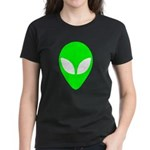 Alien Head Women's Dark T-Shirt