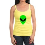 Alien Head Jr. Spaghetti Tank