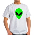Alien Head Light T-Shirt