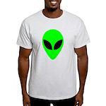 Alien Head Light T-Shirt