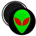 Alien Head Magnet