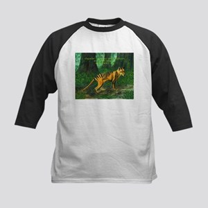 thylacine tasmanian tiger Baseball Jersey