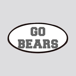 BEARS-Fre gray Patch