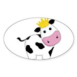 King Cow Sticker
