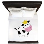 King Cow King Duvet