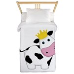 King Cow Twin Duvet