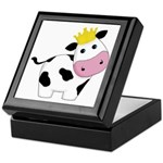 King Cow Keepsake Box