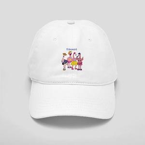 Retired Flamingos Baseball Cap
