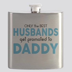 BEST HUSBANDS GET PROMOTED TO DADDY Flask