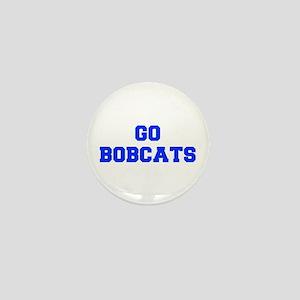 Bobcats-Fre blue Mini Button