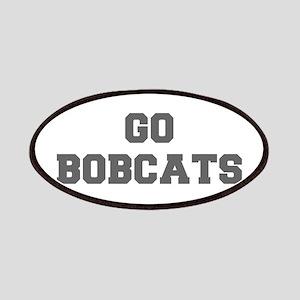 BOBCATS-Fre gray Patch