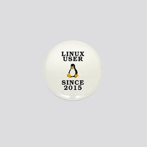 Linux user since 2015 - Mini Button