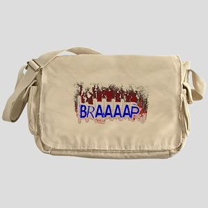 Braaaap Messenger Bag