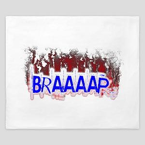 Braaaap King Duvet