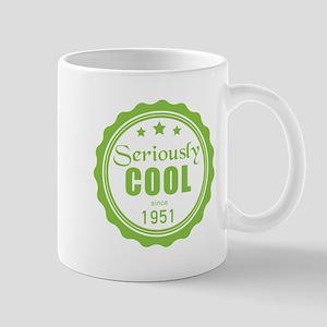 Seriously cool since 1951 Mugs