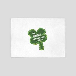 Irish Luck 5'x7'Area Rug