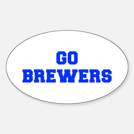 brewers-Fre blue Decal