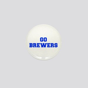 brewers-Fre blue Mini Button