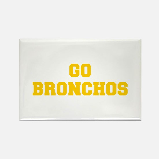 Bronchos-Fre yellow gold Magnets